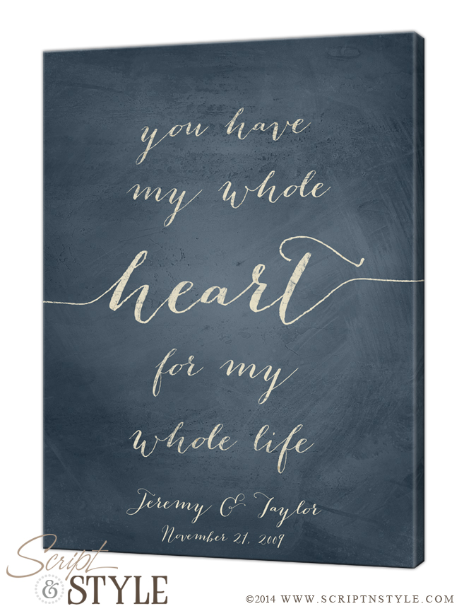 quotes on canvas add wedding vows lyrics bible verses or